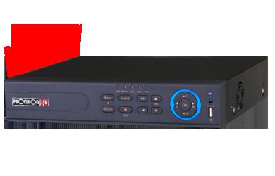 מכשיר הקלטה PROVISION DVR דגם SA16200AHD